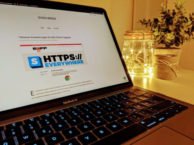 7 Browser-Erweiterungen für dein Online-Upgrade